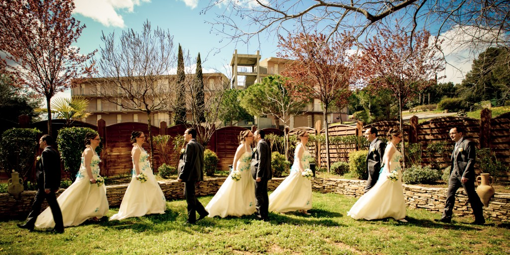 Mariage à Nimes (2)