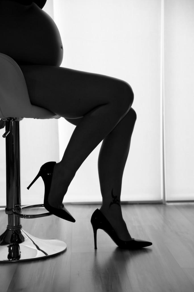 Histoire de ...... Chaussures et de femmes enceinte (2)