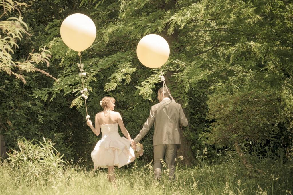 Mariage dans la drome provençale près de Marsanne au domaine de la Vivande (2)