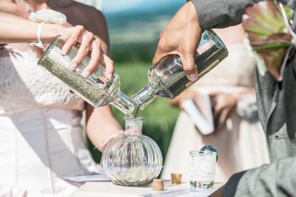 Mariage dans la drome provençale près de Marsanne au domaine de la Vivande (7)
