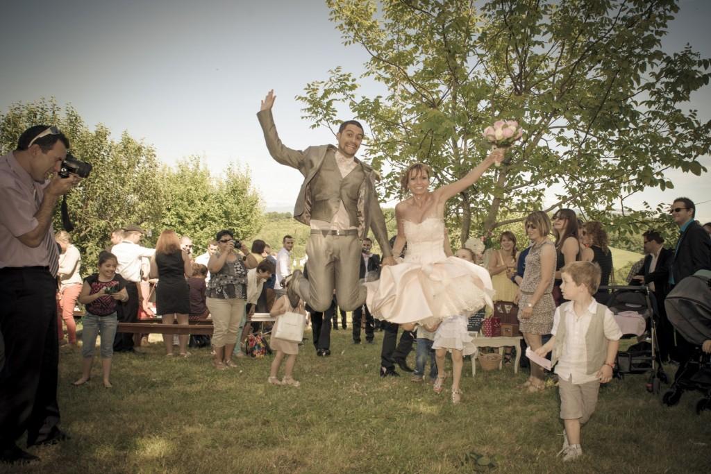 Mariage dans la drome provençale près de Marsanne au domaine de la Vivande (10)