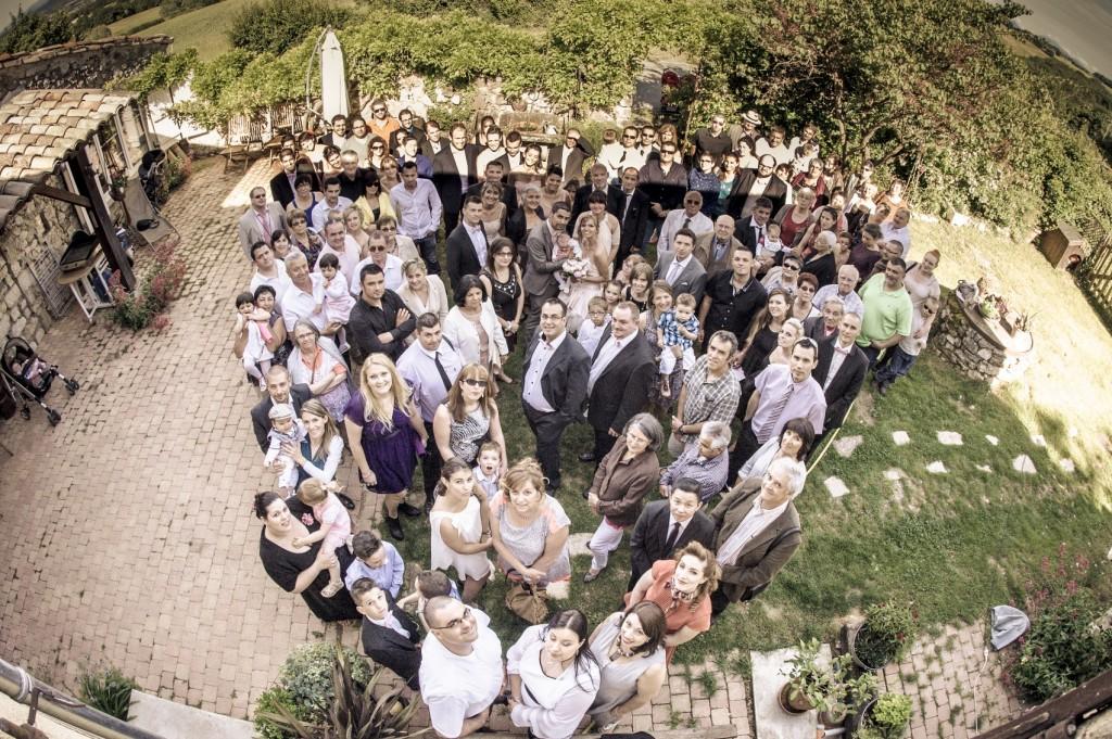 Mariage dans la drome provençale près de Marsanne au domaine de la Vivande (11)