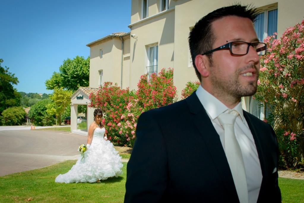 Photographe mariage Golf de la Valdaine à Monboucher près de Montélimar dans la Drome (16)