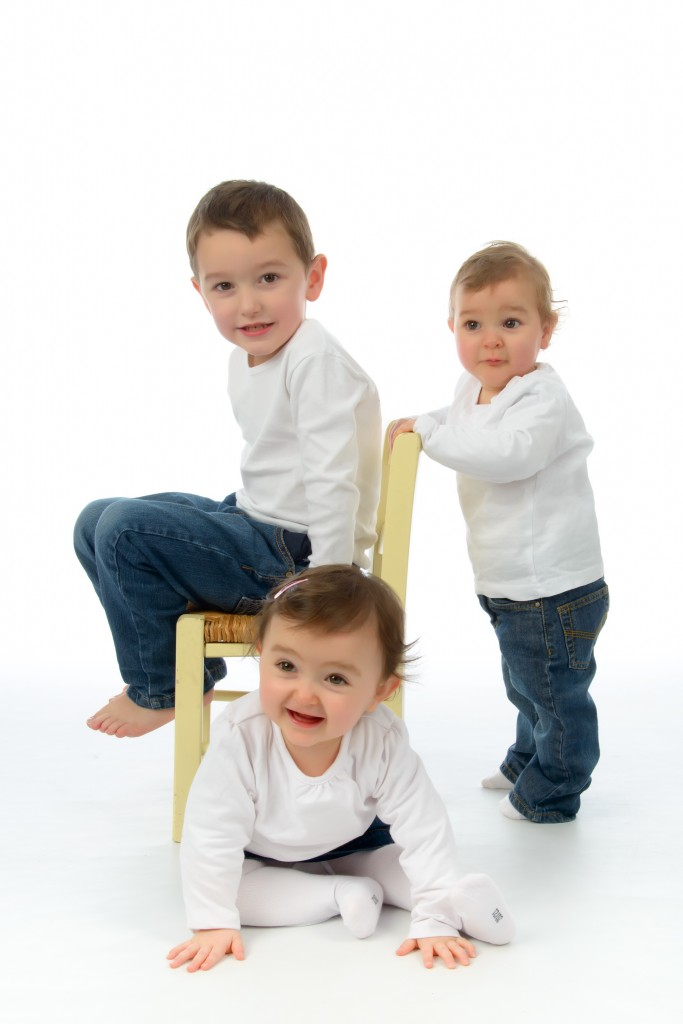 Séance famille, enfants, studio (2)