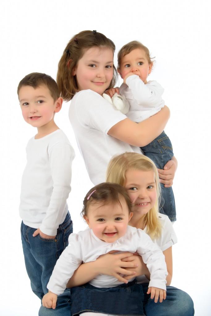 Séance famille, enfants, studio (1)