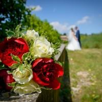 Mariage à Nyons et au Domaine de Trusquin dans la Drôme Provençale