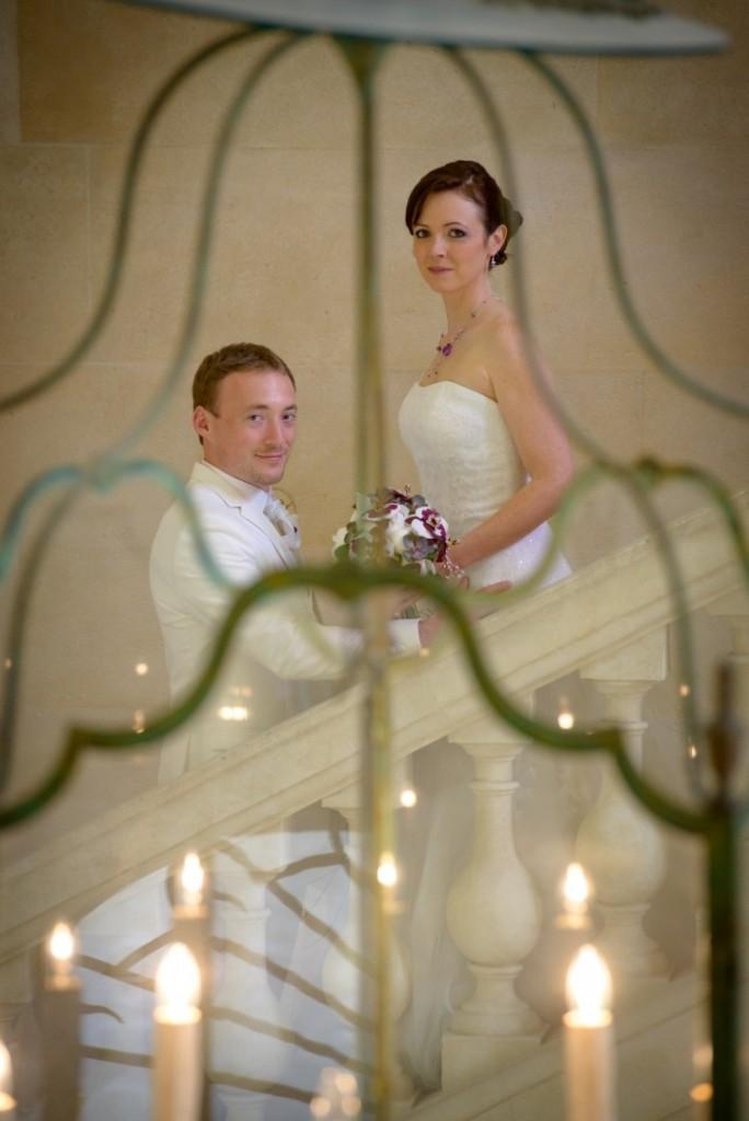 Mariage, photos de couple, habillage (3)