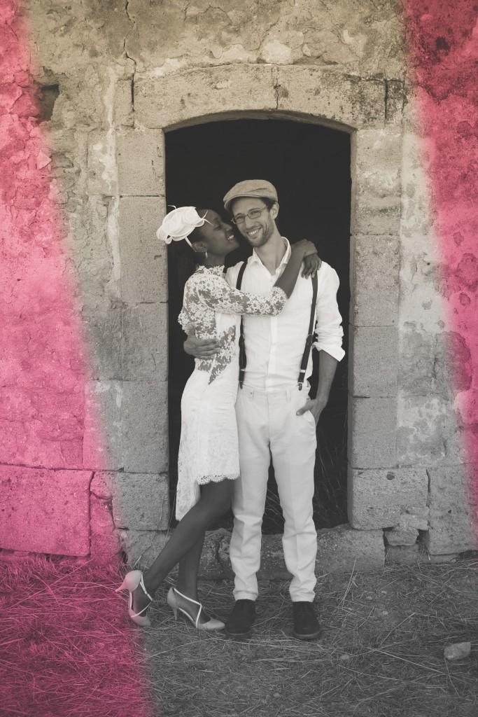 Mariage, photos de couple, extérieur (4)