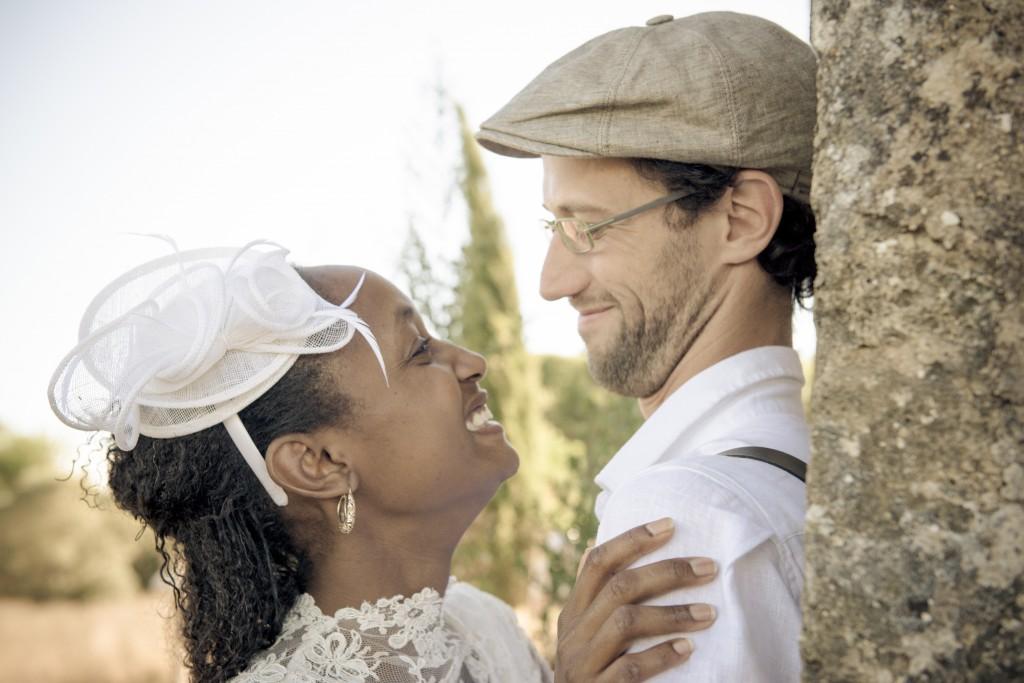 Mariage, photos de couple, extérieur (2)