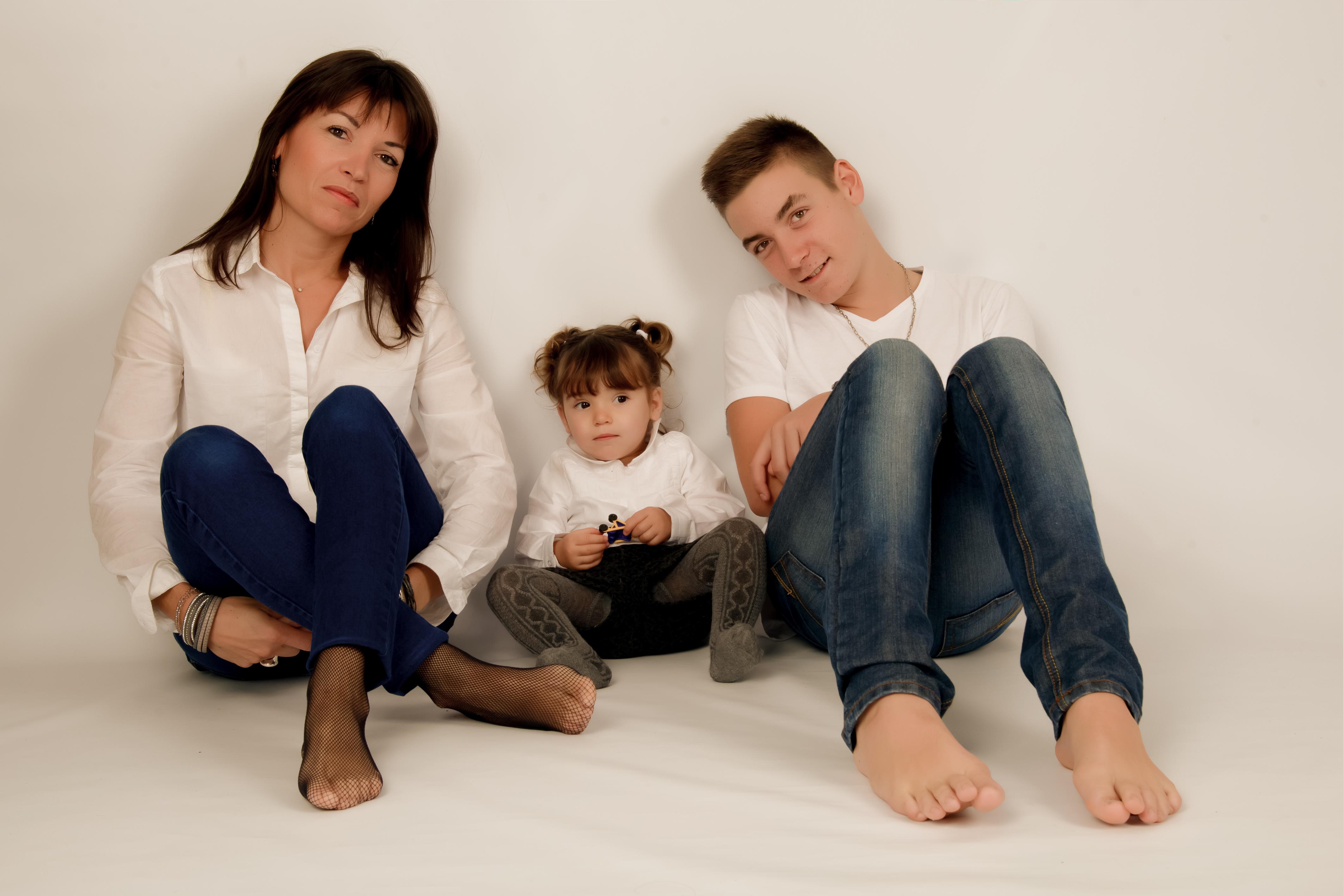 Séance photos studio, famille, enfant (3)