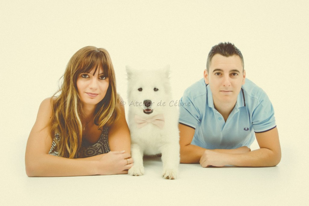 photos studio, couple, animaux (4)