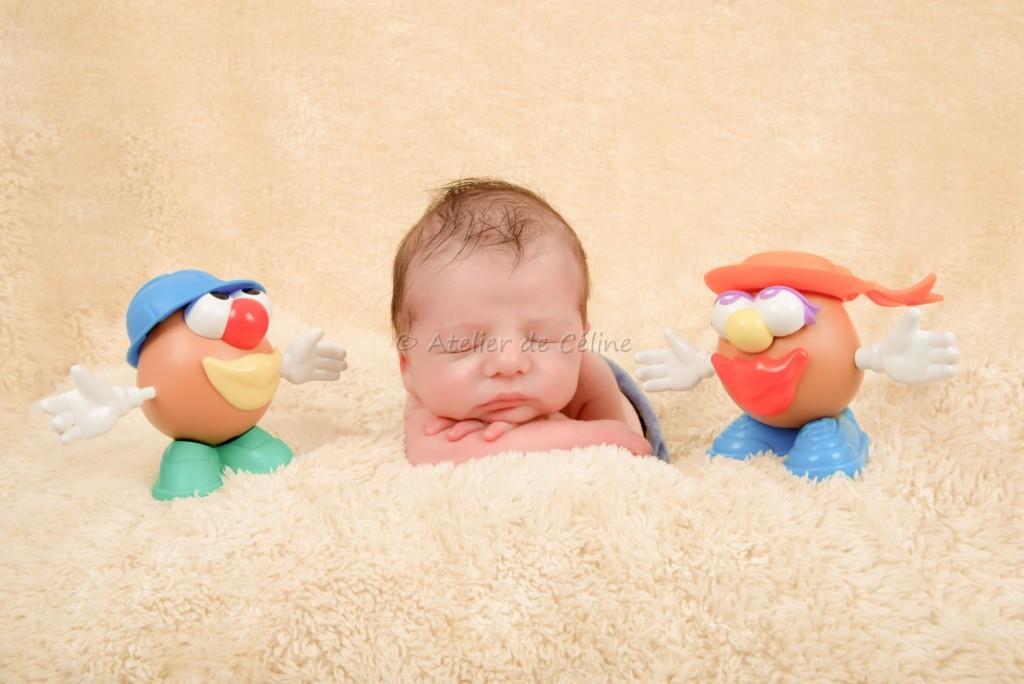 Séance New Born, bébé, studio, enfant (2)