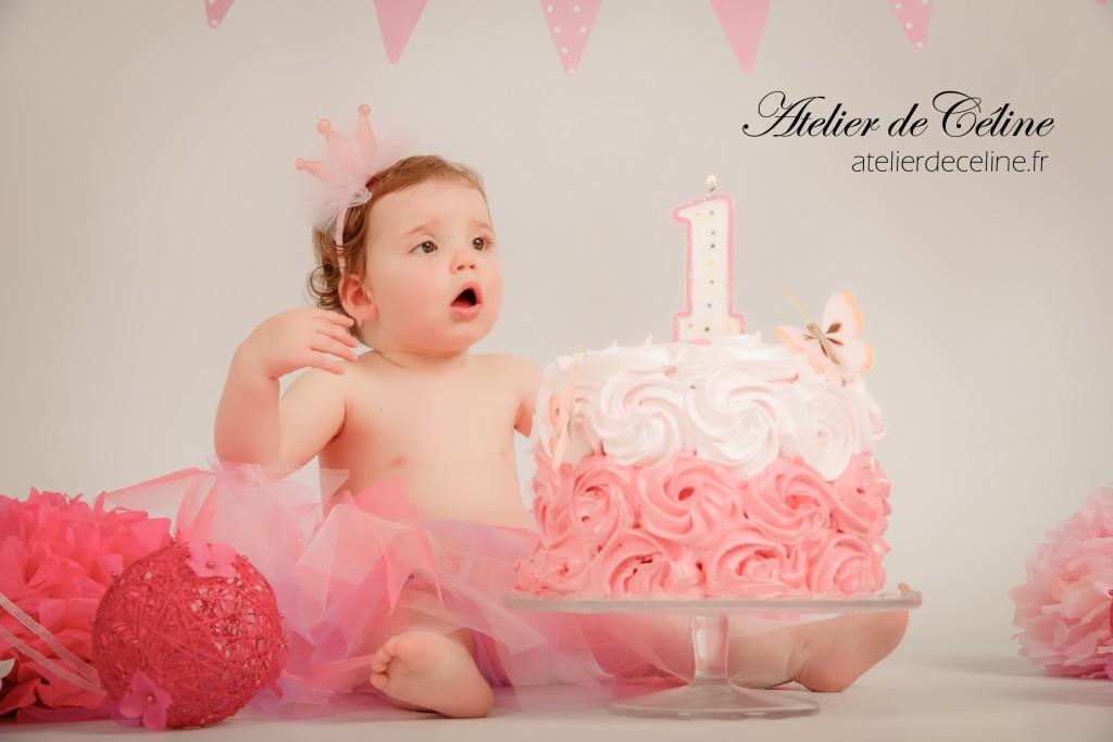 séance enfant, bébé, studio, smash The Cake (3)