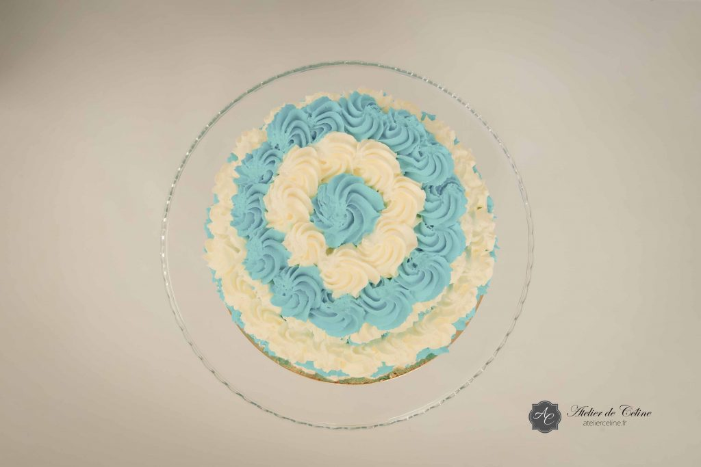 Séance Smash The Cake, studio, enfant, 1 an (3)