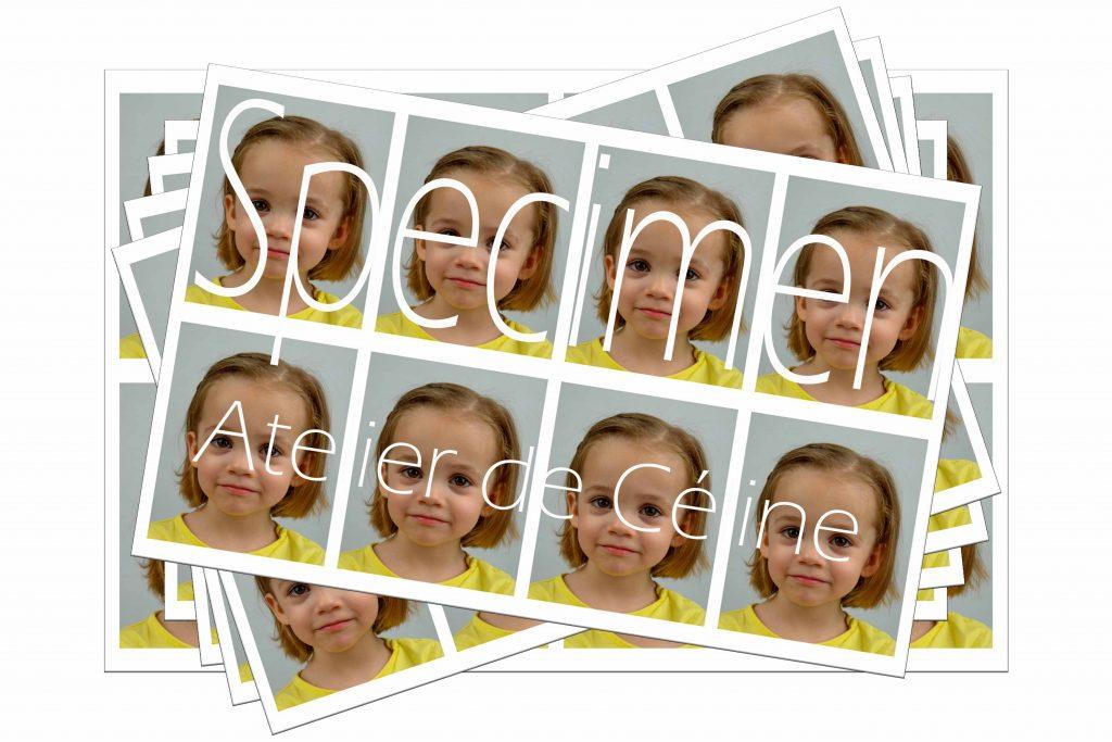 photos d'identité, enfant, adulte, studio (1)
