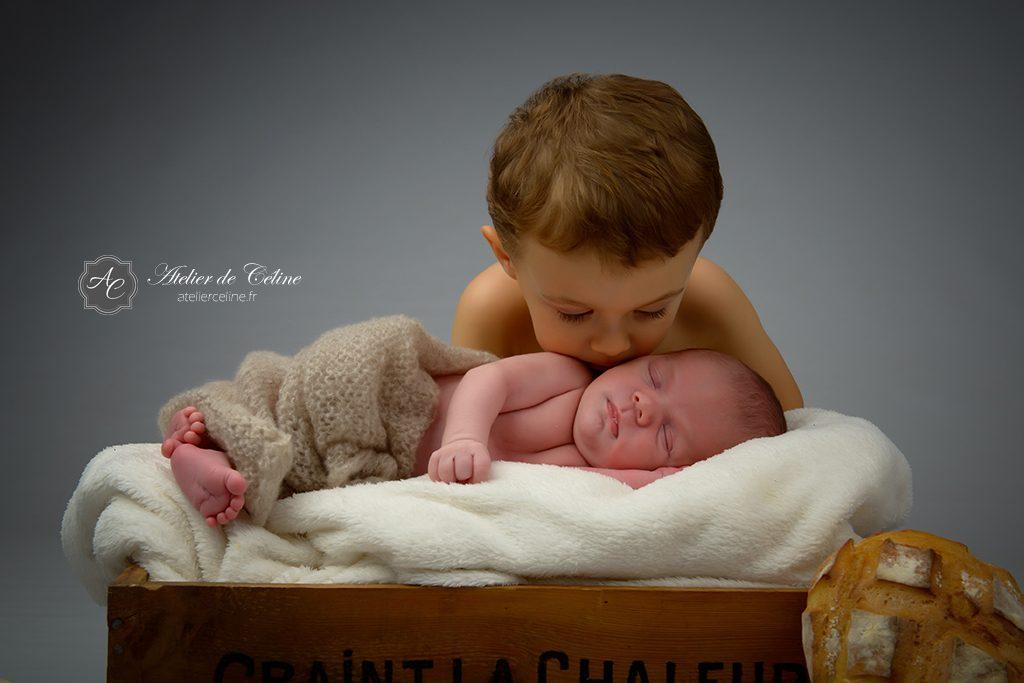 Séance enfants, bébé, new born, studio, famille (1)