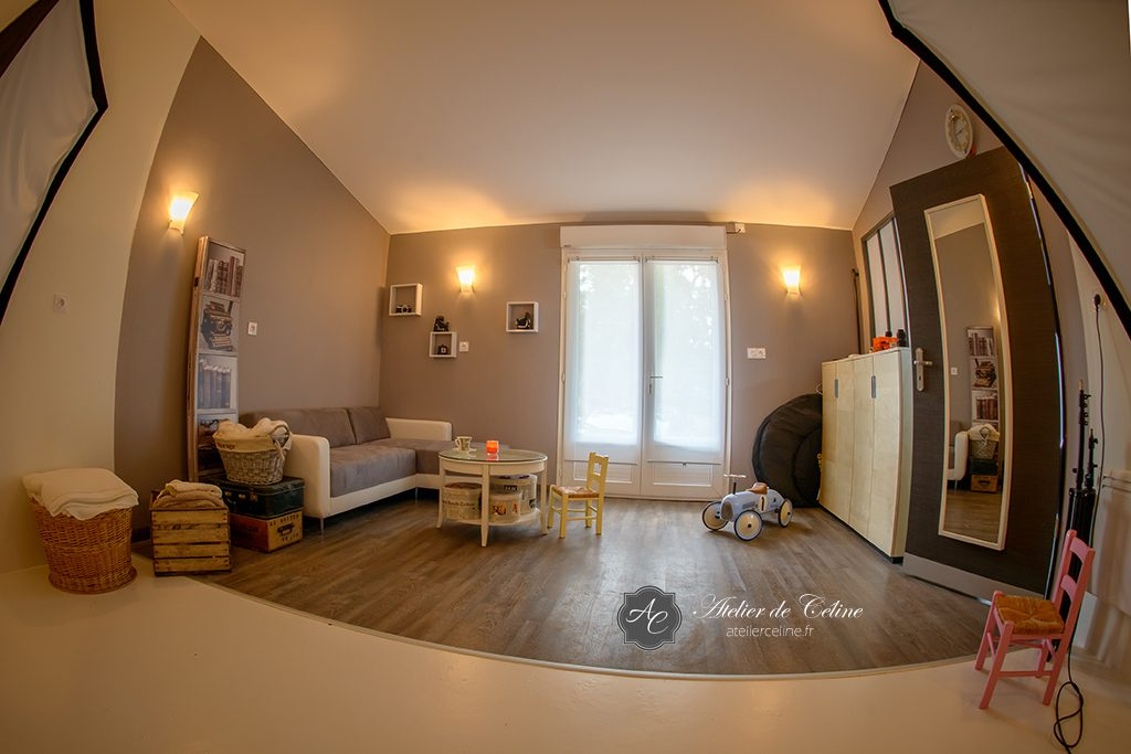 Studio photo, inauguration, nouvel atelier, shooting, visionnage (5)