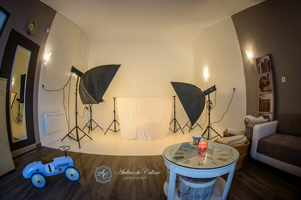 Studio photo, inauguration, nouvel atelier, shooting, visionnage (4)