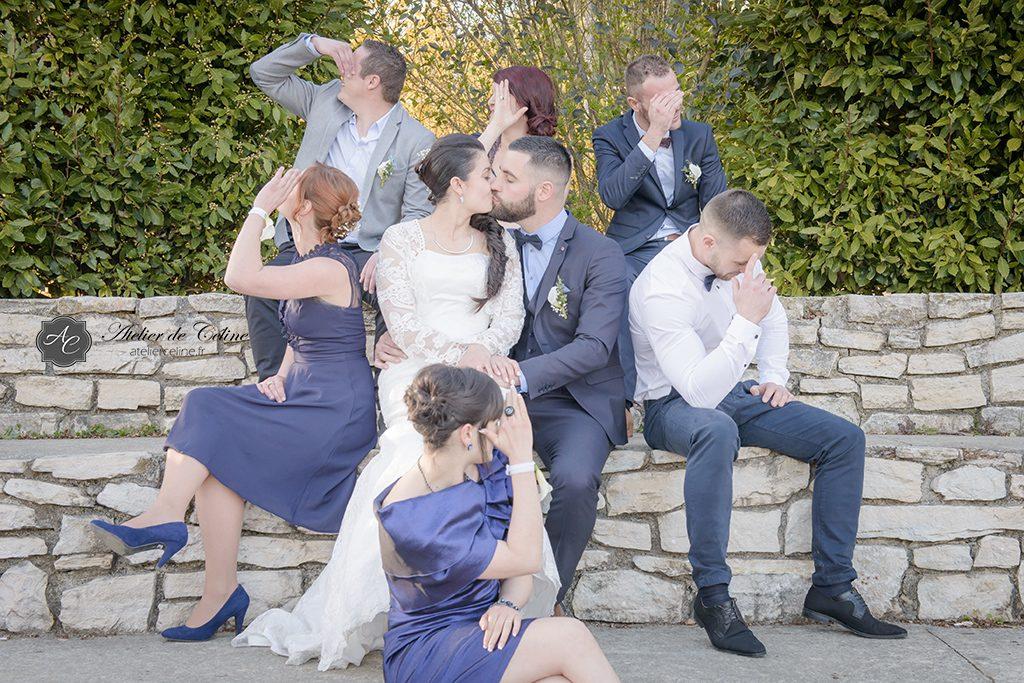 Photos couple, mariage, extérieur, famille (3)