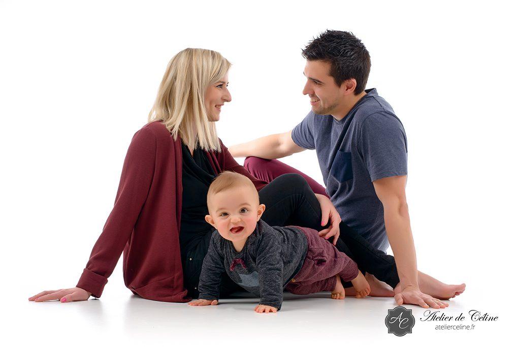 Séance famille, bébé, New Born, enfant, studio (1)