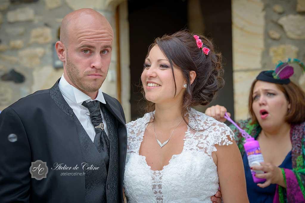 Mariage, photos couple, extérieur, famille (1)