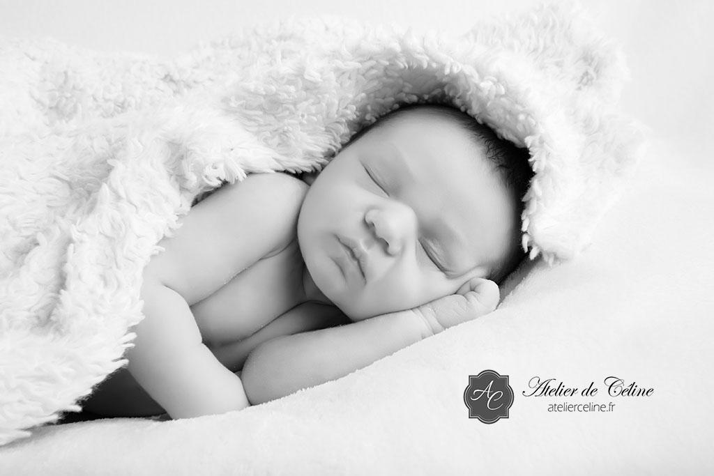 Séance New Born, studio, enfant, famille (4)
