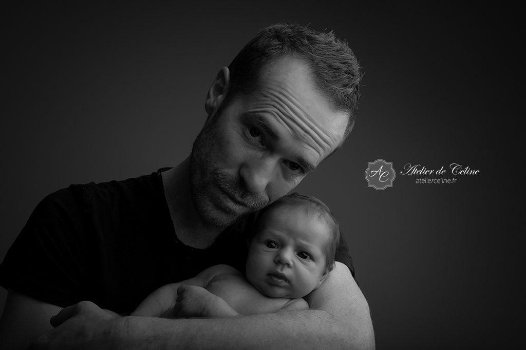 Séance studio New Born bébé enfant (4)