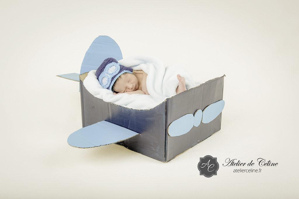 Séance naissance, studio, bébé, enfant, famille (3)