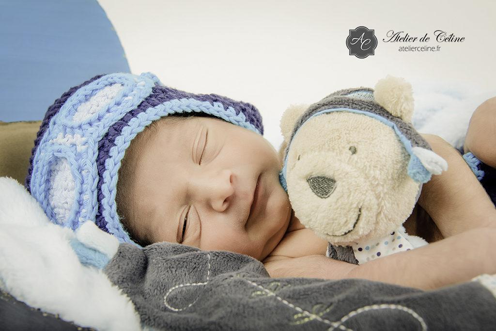 Séance naissance, studio, bébé, enfant, famille (2)