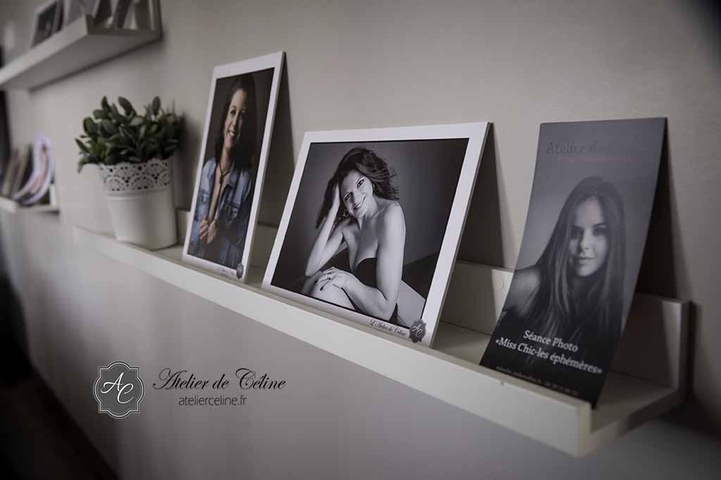 Portrait femme, éphémères, journée de la femme