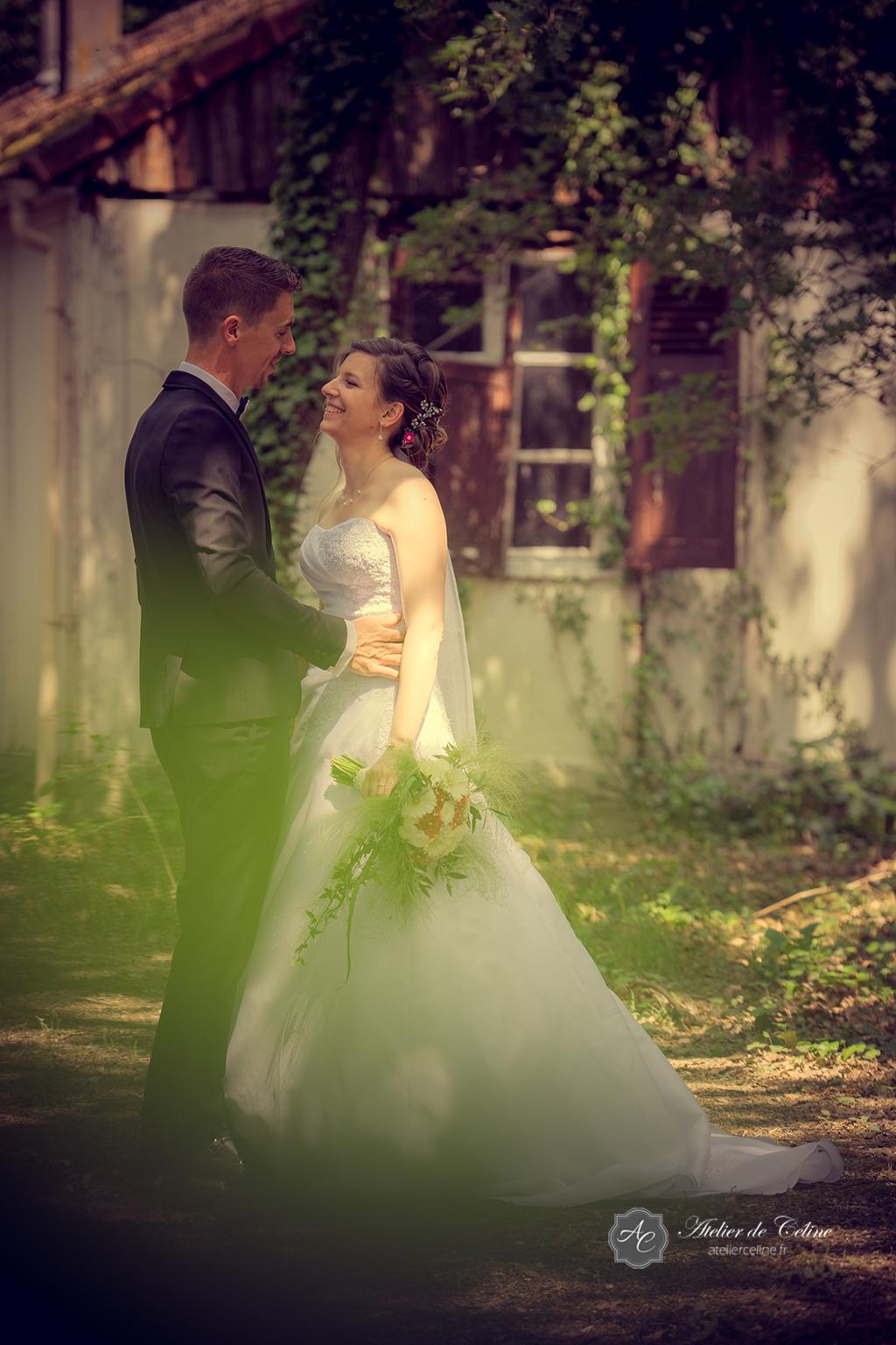 Séance extérieur, mariage, photos de couple, homme, femme (3)