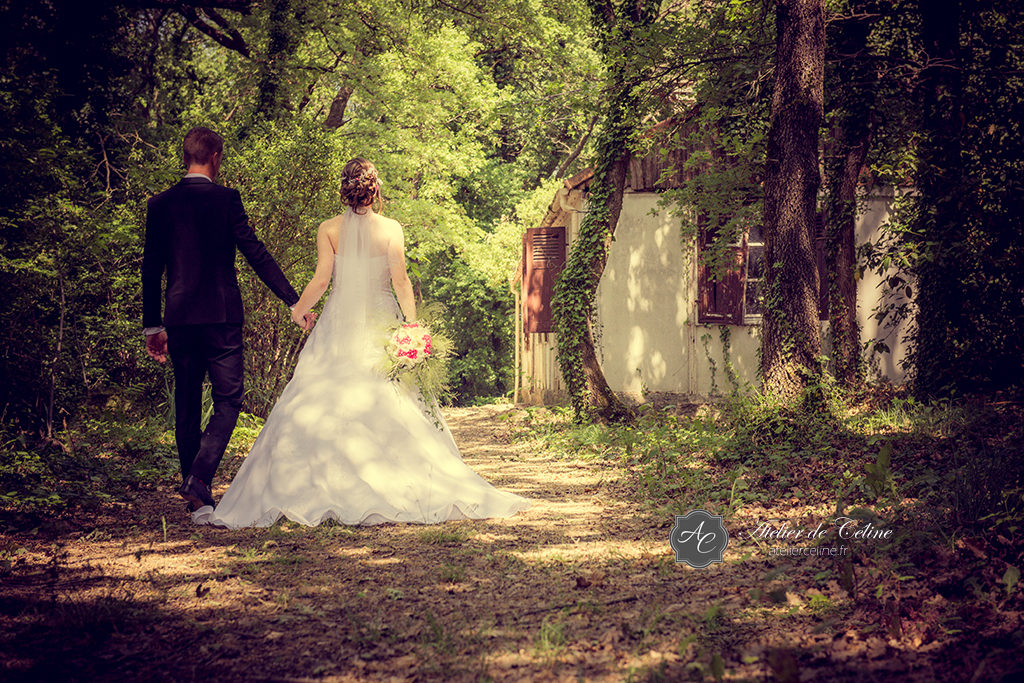 Séance extérieur, mariage, photos de couple, homme, femme (2)