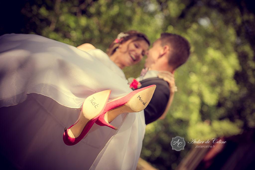 Séance extérieur, mariage, photos de couple, homme, femme (1)