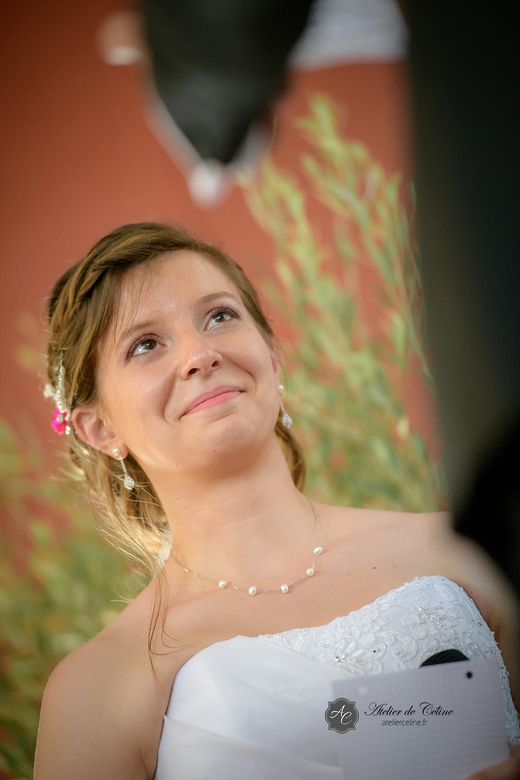 Mariage, cérémonie religieuse, couple, extérieur, église (5)