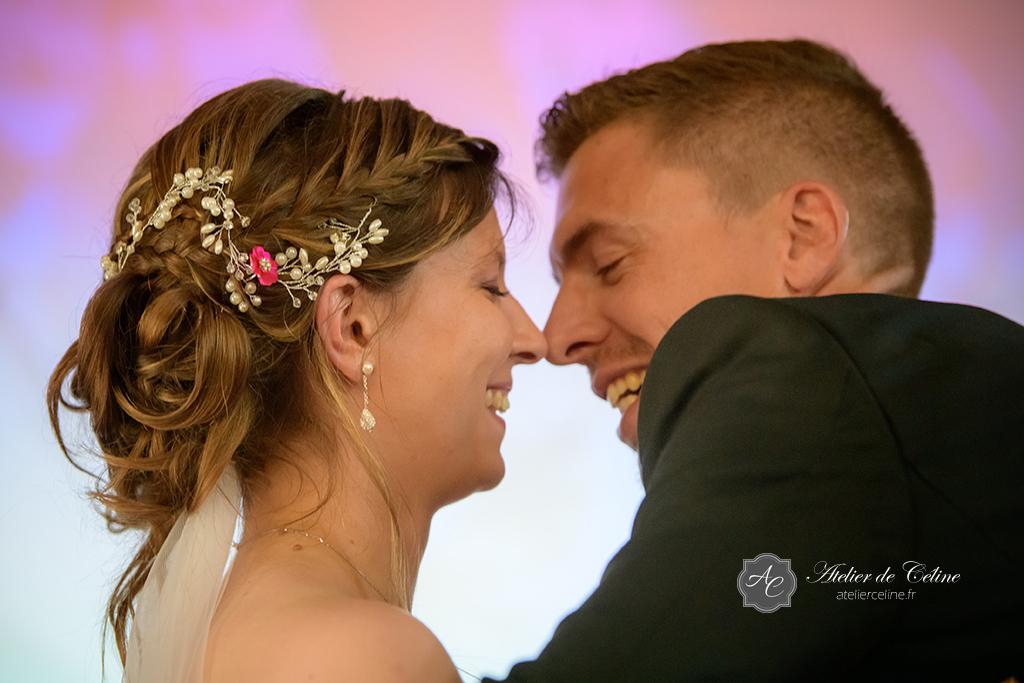 Mariage, cérémonie religieuse, couple, extérieur, église (4)