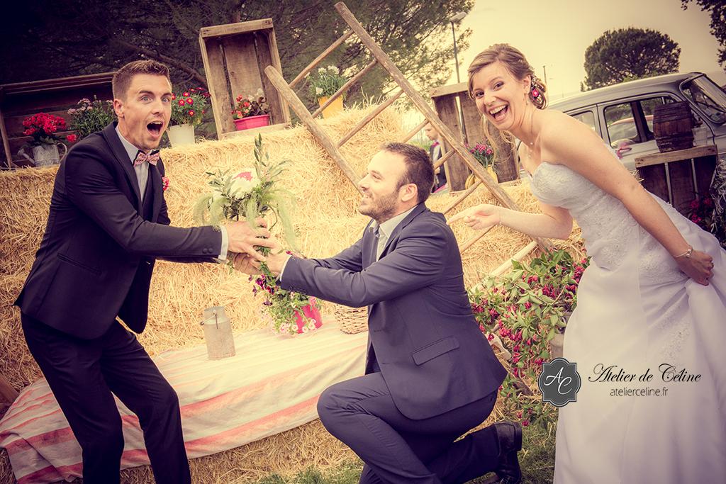 Mariage, famille, groupe, extérieur (1)