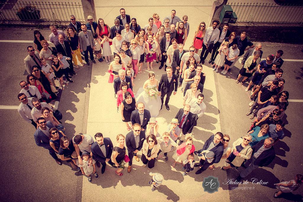 Mariage, couple, extérieur, mairie, cérémonie civile (1)