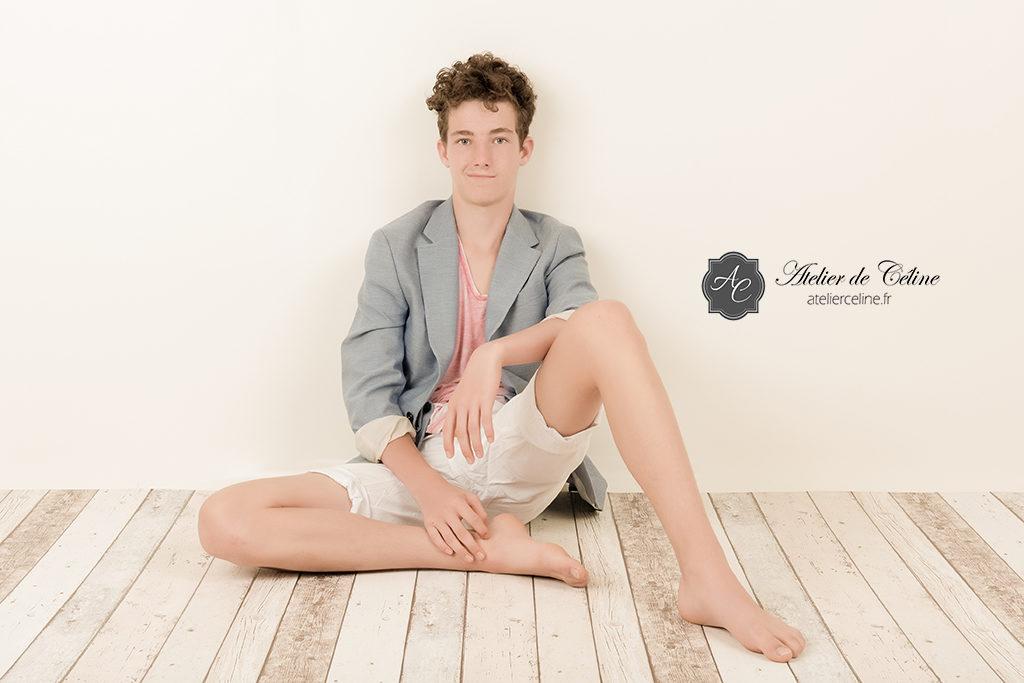 Séance jeune, studio, adolescent, garçon (1)