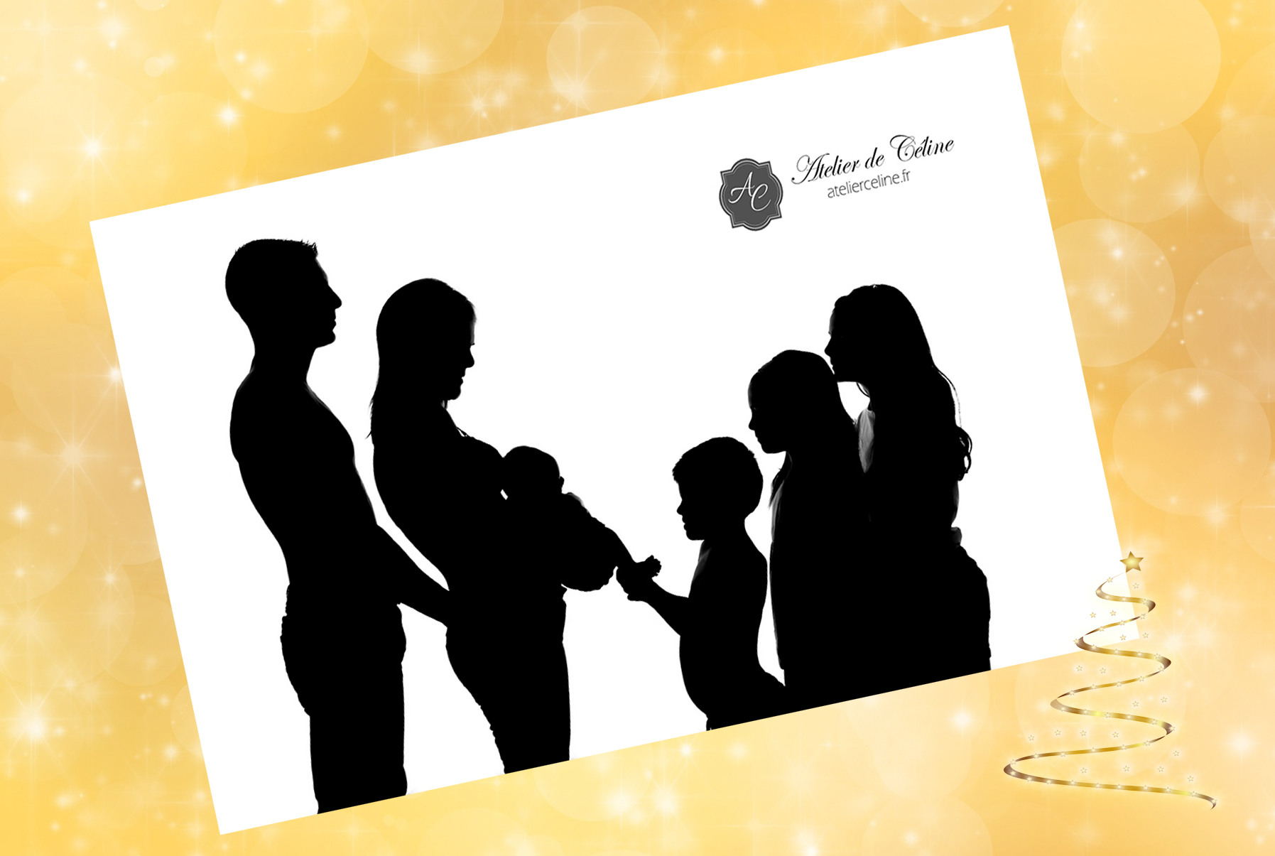Photos studio, séance famille, enfant, couple, cartes, voeux, noël (4)