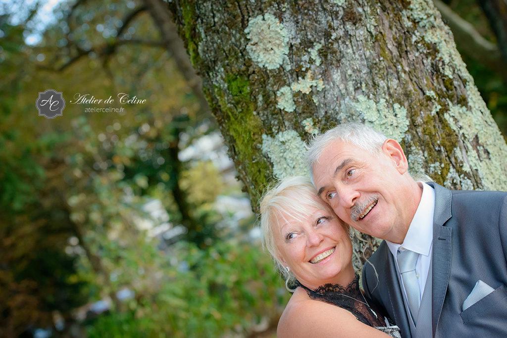 Mariage, couple, homme, femme, promenade, photos (4)