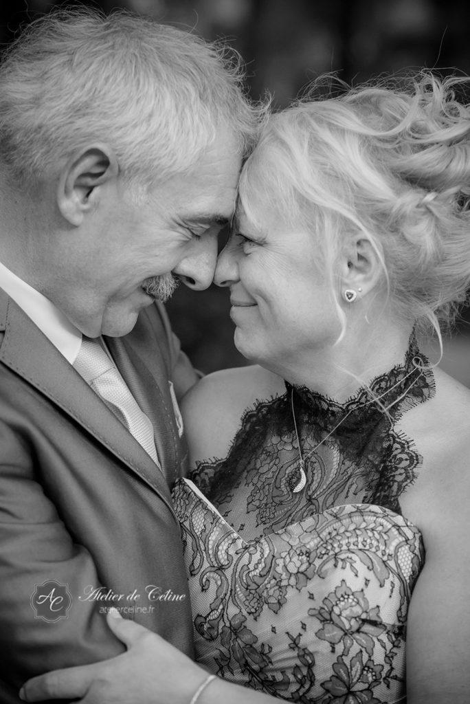 Mariage, couple, homme, femme, promenade, photos (3)