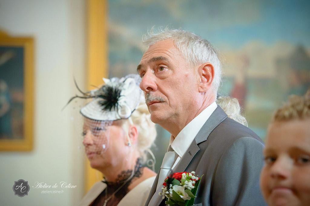 Mariage, cérémonie religieuse, église, couple (2)