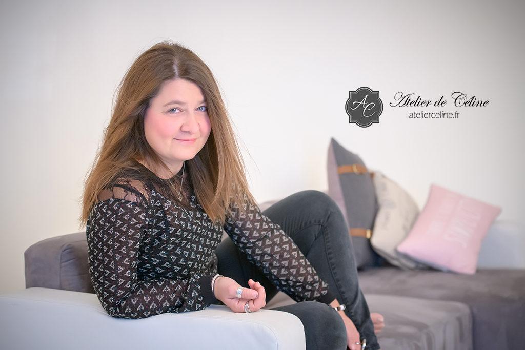 Séance studio, femme, Miss Chic, Éphémère, glamour (3)