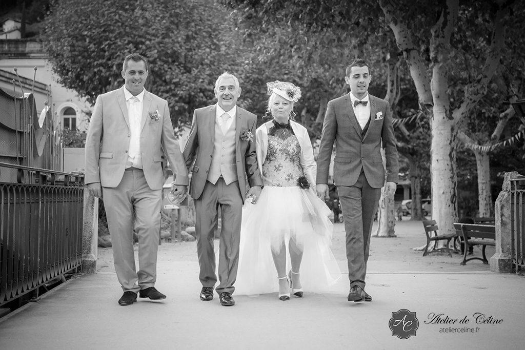 Mariage, photos de famille, couple, extérieur (3)