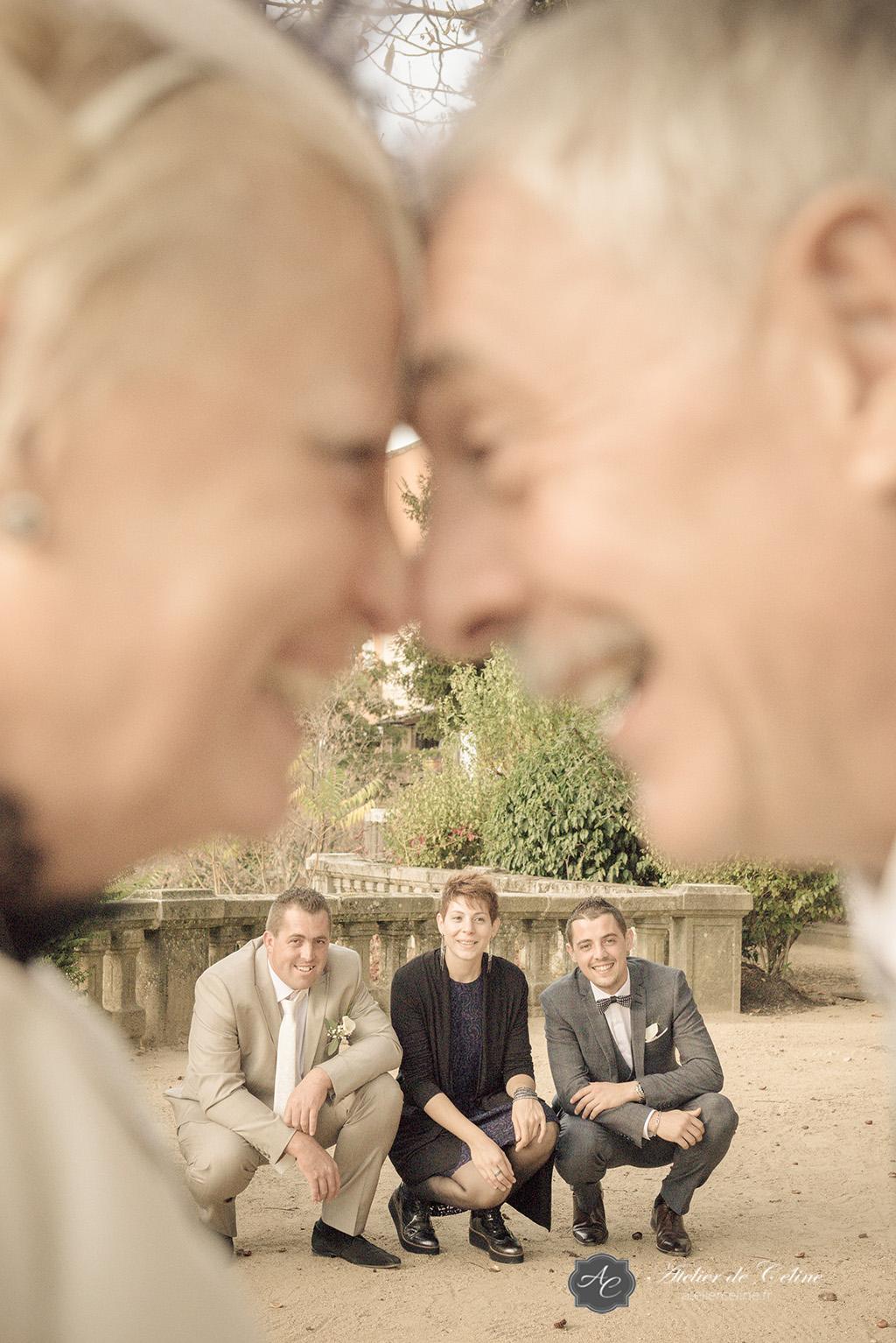 Mariage, photos de famille, couple, extérieur (1)