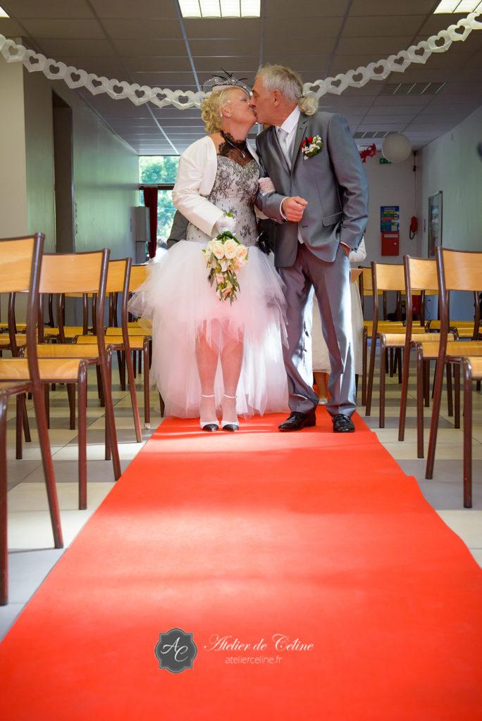 Mariage, Mairie, couple, cérémonie civile (4)
