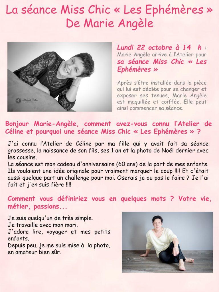 Séance studio, femme, Miss Chic, Éphémère, glamour (5)