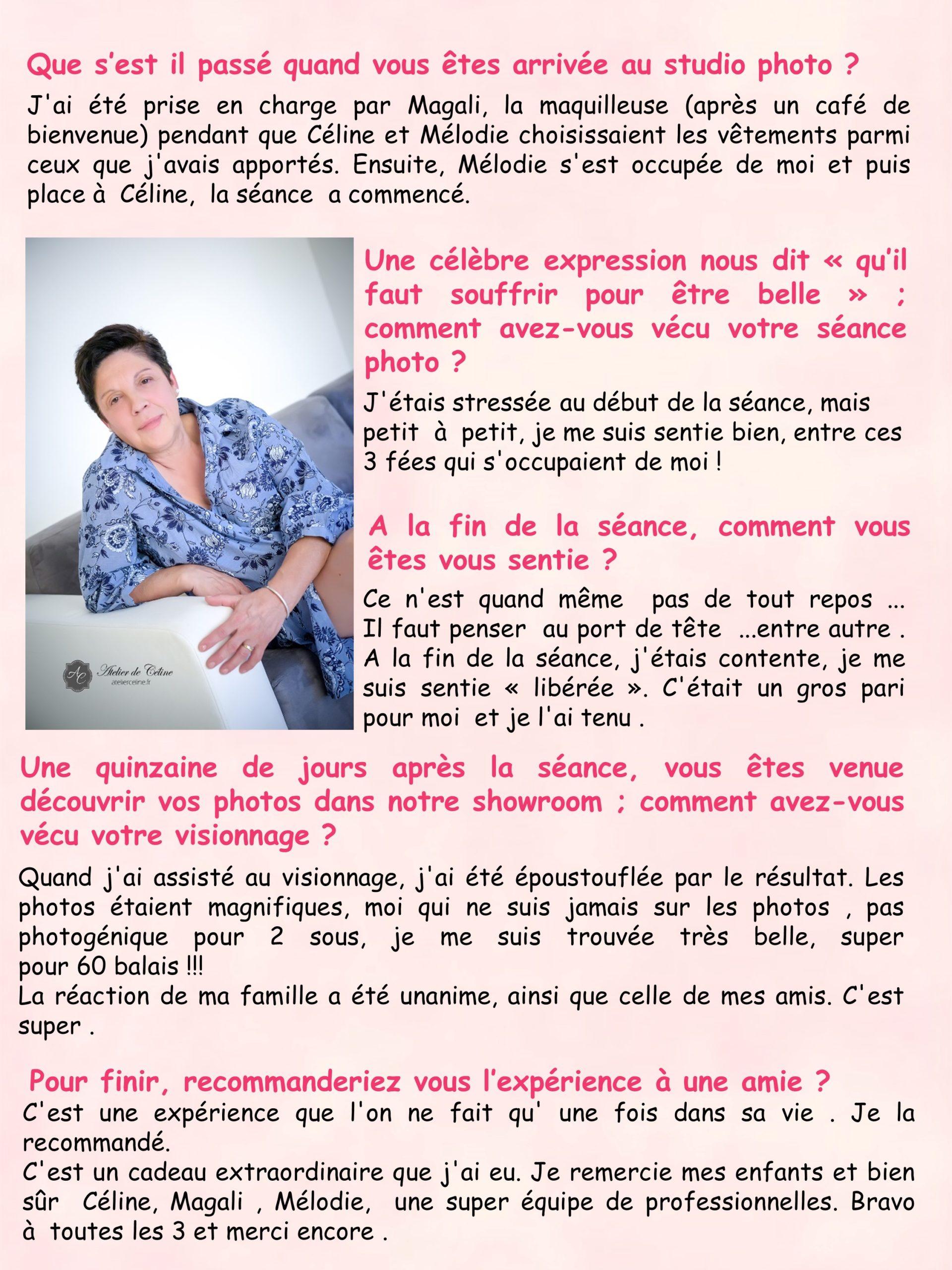 Séance studio, femme, Miss Chic, Éphémère, glamour (4)