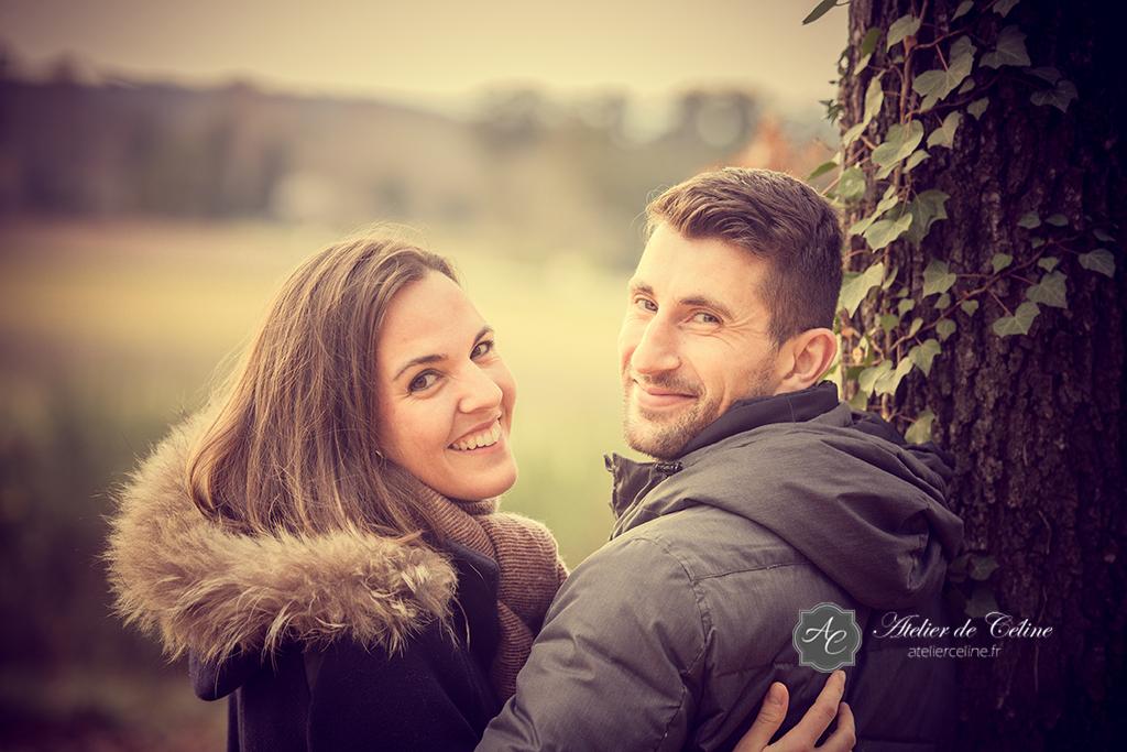 Séance couple, studio, saint valentin, homme, femme (5)
